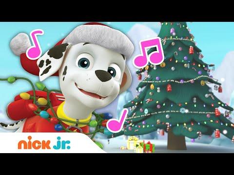 Jingle Pups Holiday Sing Along W/ PAW Patrol 🎄🐶 Nick Jr.