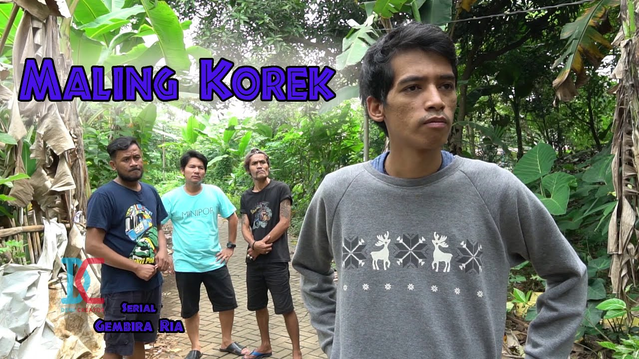 Film Komedi - Maling Korek - Eps 8 Serial Gembira Ria