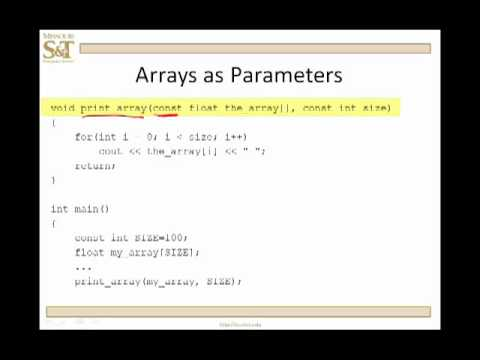 how to clear an array c++