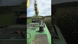 Corn Chopping 2018 Part 1