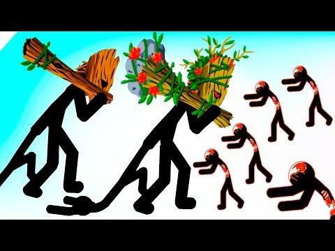 Giant Skins - ВЕЛИКАНЫ СТАЛИ ЕЩЕ СИЛЬНЕЕ - Stick War Legacy New Update