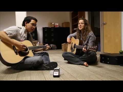 Lucky - Jason Mraz & Colbie Caillat Cover