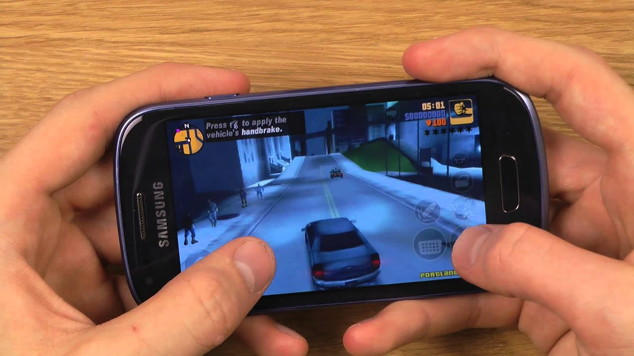 gta 3 samsung galaxy s3 mini gameplay review youtube. Black Bedroom Furniture Sets. Home Design Ideas