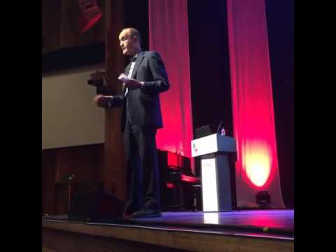 Peter Bazalgette on arts funding - IoF National Convention 2016