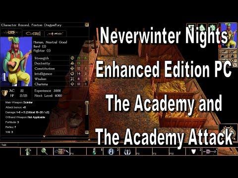 Neverwinter Nights Enhanced Edition PC Prologue The Academy