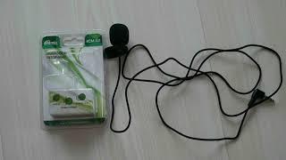 покупка,тест и обзор микрофона Ritmix RCM - 101