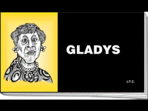 Gladys ~Chick Tract