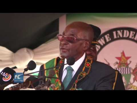Zimbabwe's 37th independence celebrations