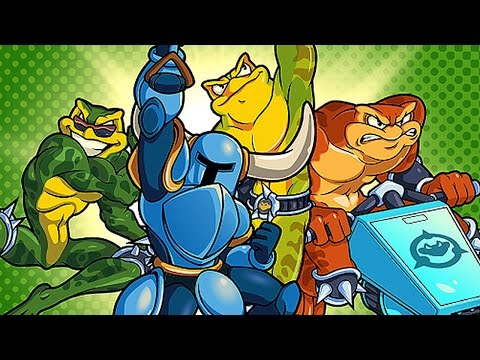 Shovel Knight Walkthrough – Battletoads Boss Fight