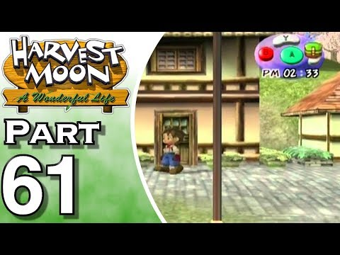 Harvest Moon: A Wonderful Life Part 61: Fishing Time!