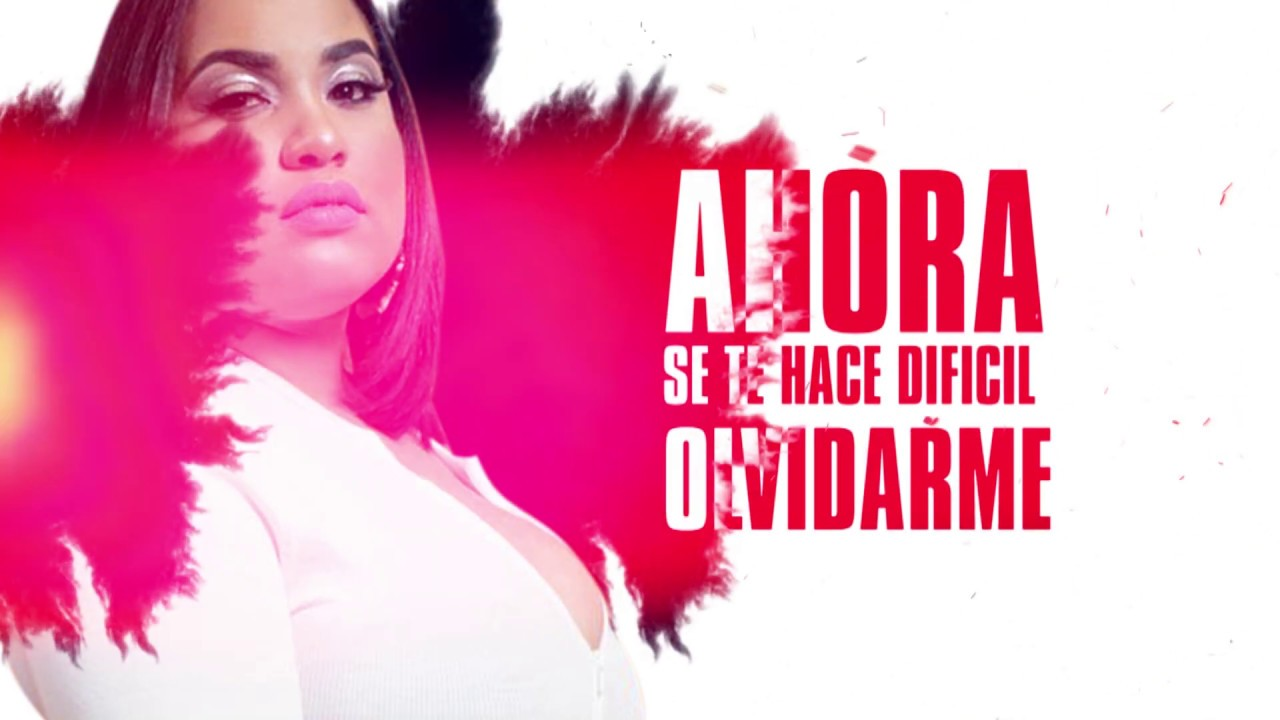 La Leona - Inolvidable Official Lyrics Video