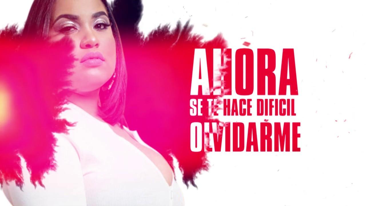 La Leona - Inolvidable Official Lyrics Video