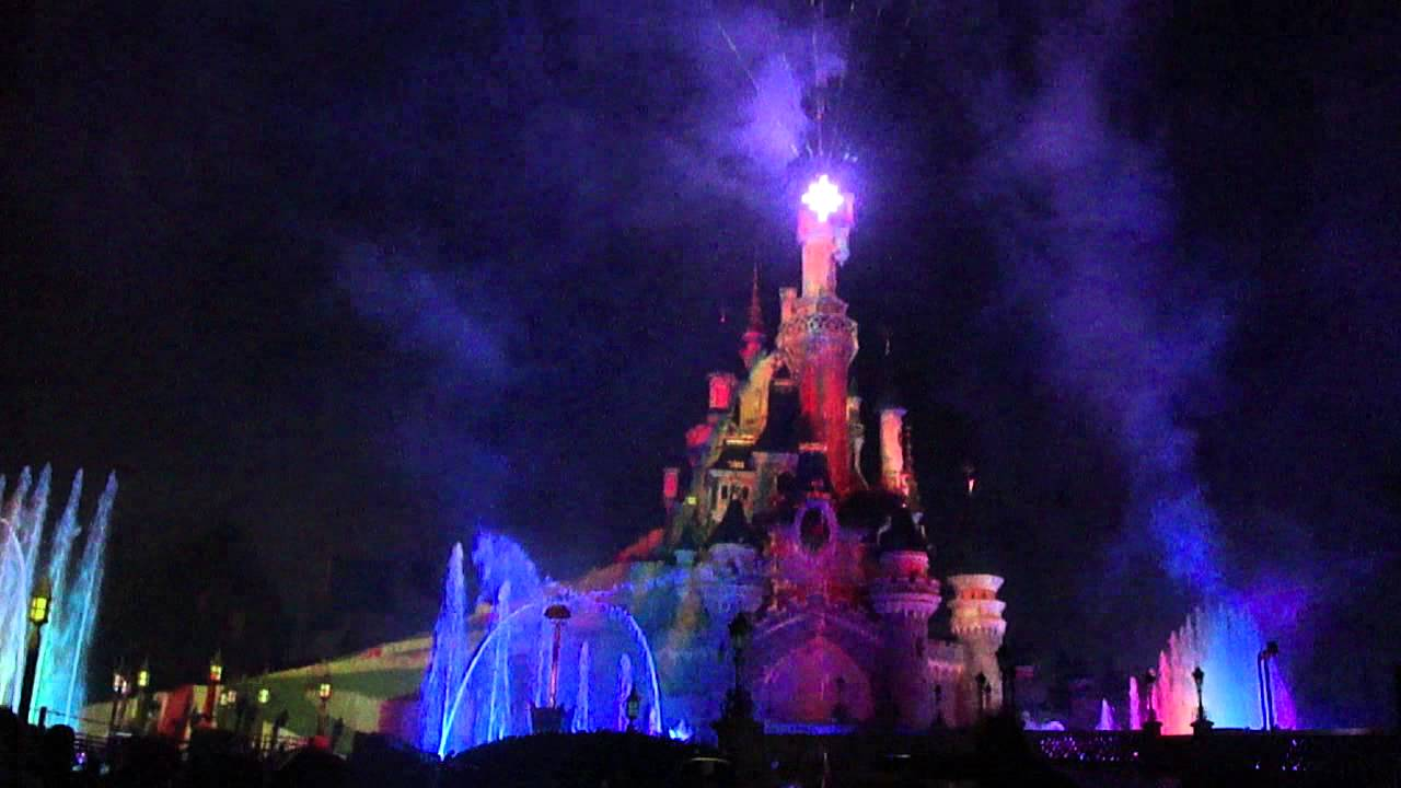 Disney Castle Peter Pan You Can Fly Youtube