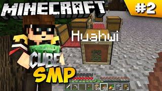 Minecraft Cube SMP S2: EP2 - Present For Me?! Thumbnail