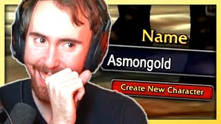 Asmongold Gets His Name On Classic Wow The Plan Worked