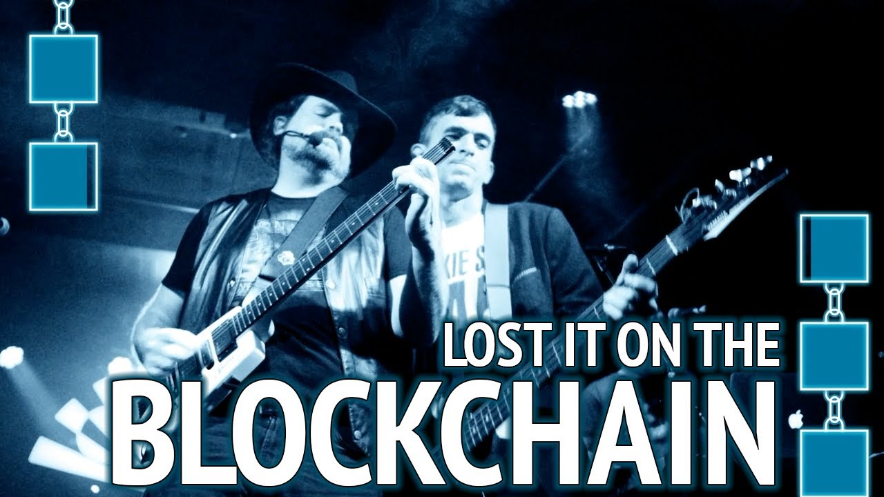 Lost It On The Blockchain