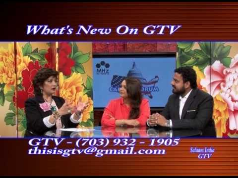 Antano & Harini interview with a local TV station in the Washington DC area.
