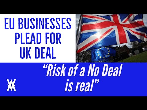 EU Business Pleads For UK Deal