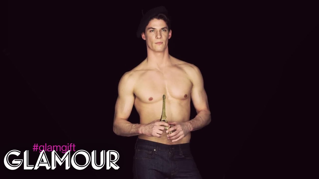 Watch Hot & Sexy Guy Chet Give You a Tour of Paris–Glamour's Gift of the Week–To Make Your Day