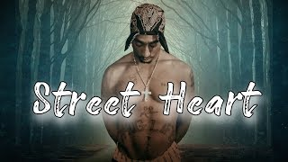 2Pac - Street Heart | Sad Storytelling Piano Instrumental | Deep Emotional Rap Beat (2019)