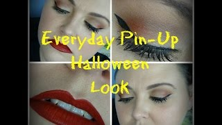 Everyday Is Halloween Tutorial Pin-Up