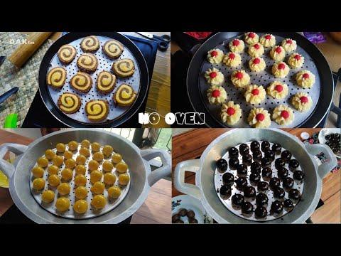4 Resep Kue Kering Tanpa Oven  D.A.K Channel