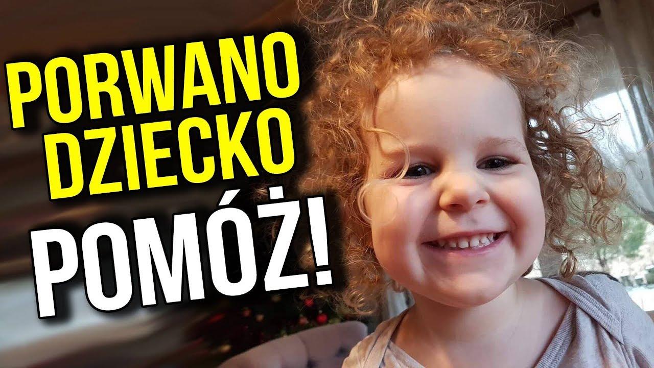 ALARM: Porwano Dziecko - Pomóż Je Uratować - Polska Policja Prosi o Informacje - Analiza Komentator
