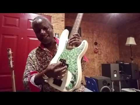 Why a P bass and not a Jazz bass