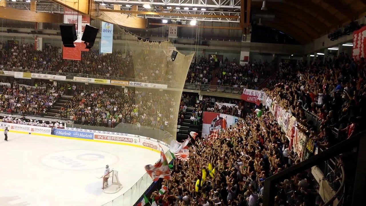 HOCKEY - EBEL - FINALE PLAY-OFF GARA 2 - Bolzano ...