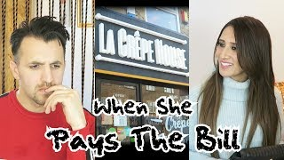 When She Pays The Bill | OZZY RAJA