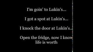 Pearl Jam - Lukin Lyrics - No Code