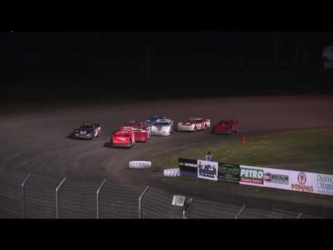 Red River Valley Speedway 06/24/2016 - WISSOTA Super Stocks Feature