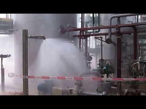 Testing a Deluge Sprinkler System