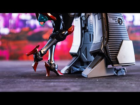 Dance With Transformers From 1950 To 2010 Stop Motion Animation By Mangmotion
