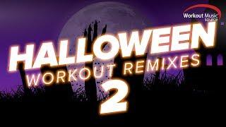 WOMS // Halloween Workout Remixes 2 (135-143 BPM)