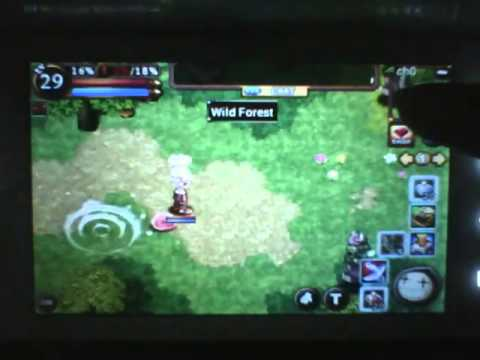 Playing Ragnarok Valkyrie Uprising Android Gameplay Youtube