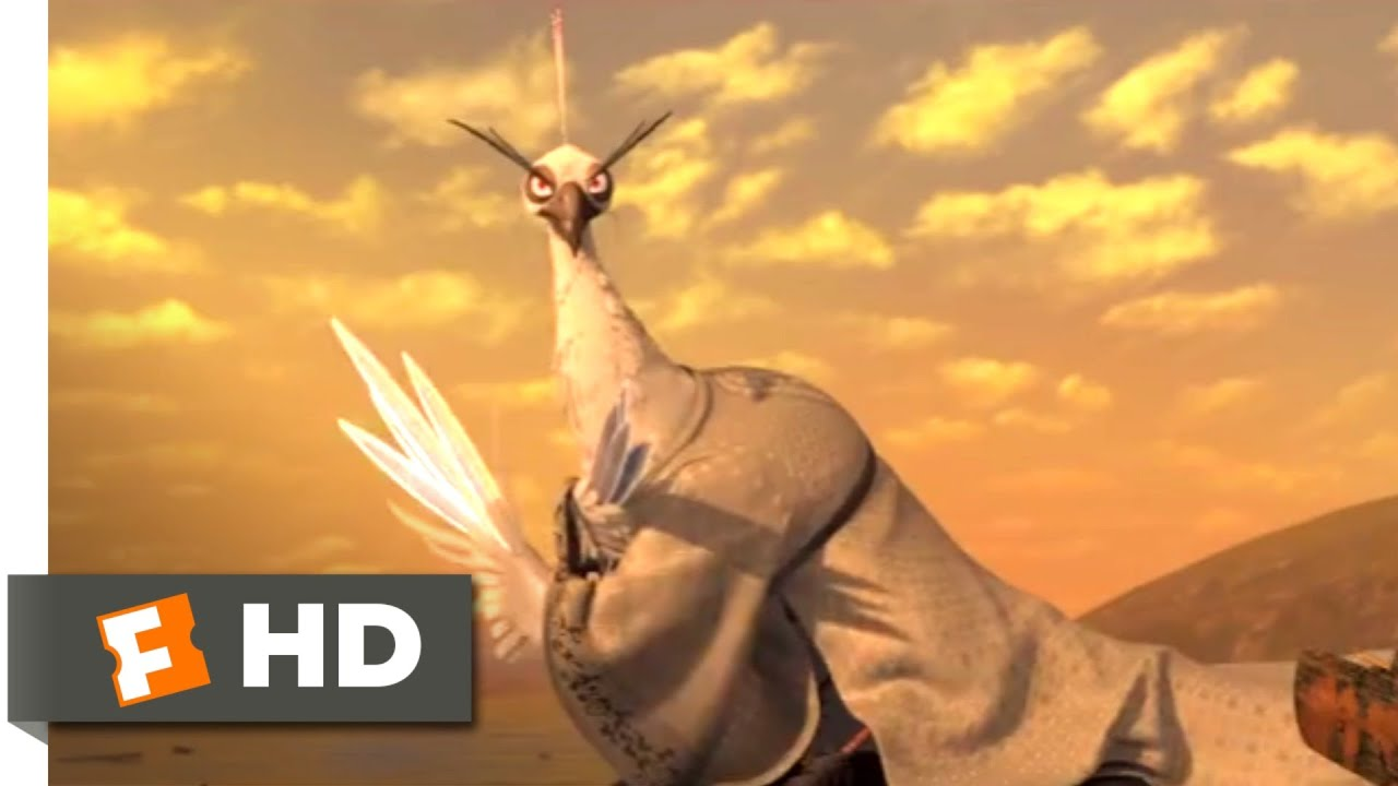 Kung Fu Panda 2 2011 Final Fight With Shen Scene 10 10 Movieclips Youtube