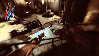 Dishonored PC Gameplay Max Settings Radeon HD 7950