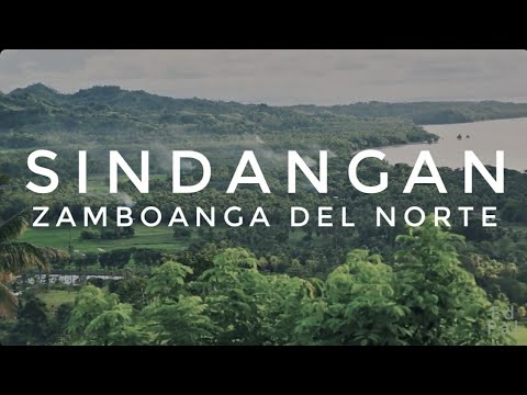 Sindangan, Zamboanga Del Norte Travel Video (Divine Mercy Shrine and Banmil Port)