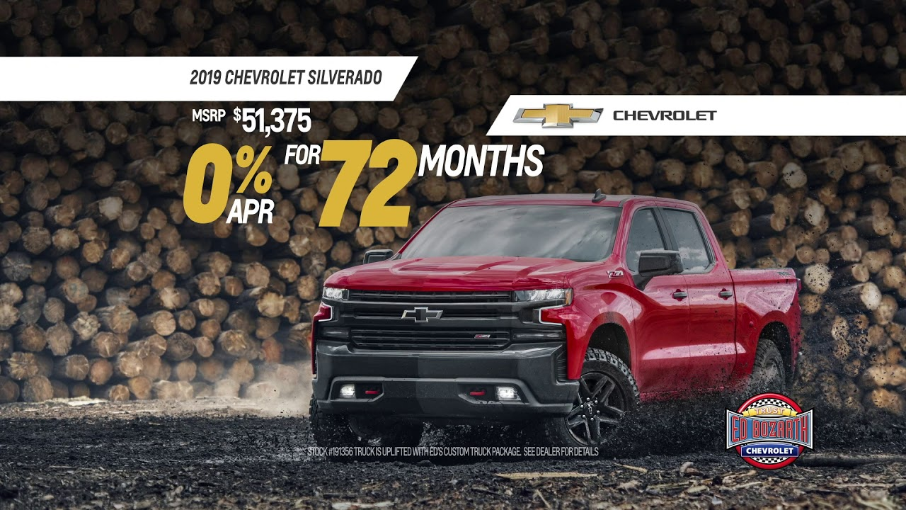 Ed Bozarth Chevrolet | Chevy Sales and Service in Las Vegas, NV