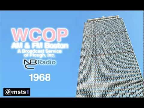 WCOP-FM '68 - WCRB-FM '69 - Boston Radio