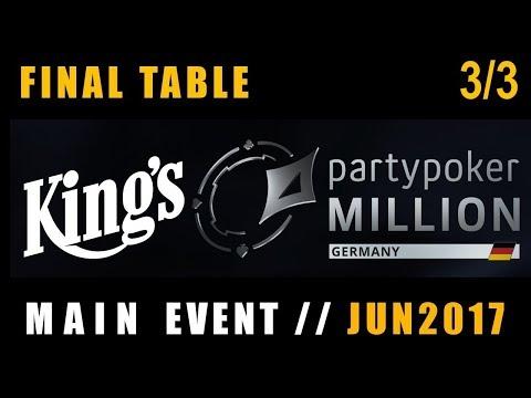 Парти покер казино