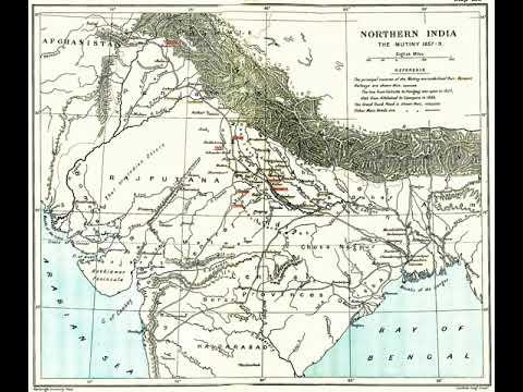 Indian Rebellion of 1857 | Wikipedia audio article