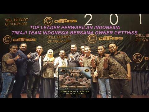 'Getthiss INDONESIA' *BISNIS REVOLUSIONER DI AWAL TAHUN 2017* Marketing Plan Lengkap *