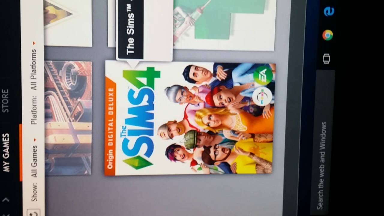 How to change your Sims 4 from 64 bit to 32 bit
