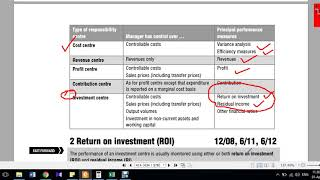 Download Video F5 Chapter 17 ROI AND RI 1 April 2018 MP3 3GP MP4