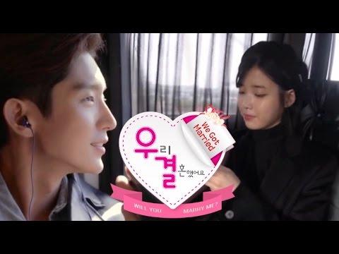 [FakeSub] We Got Married Lee Joon Gi & IU Episode 3