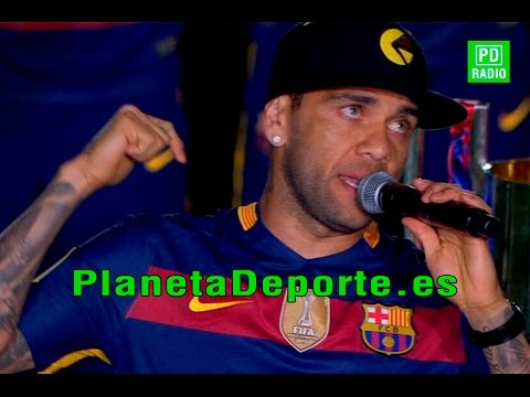 "Planeta Fútbol: ""Dani Alves abandona el FC Barcelona"""