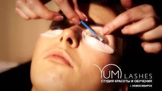 Yumi Lashes ламинирование ресниц Новосибирск