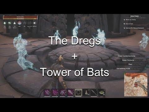 Albino Bat Demon